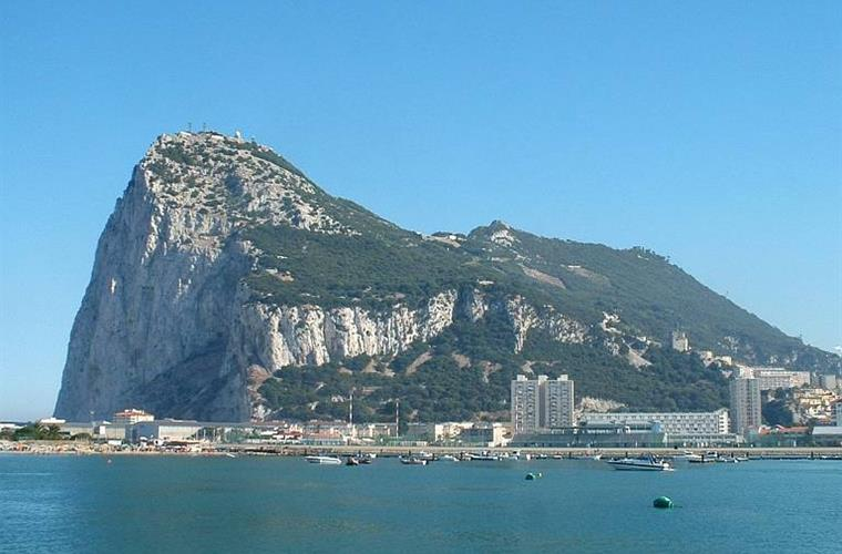 Gibraltar only an hour away.