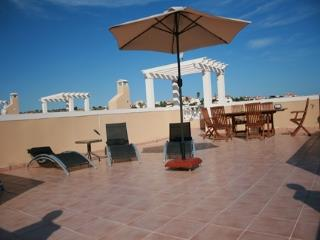Roof terrace of Villa Oasis