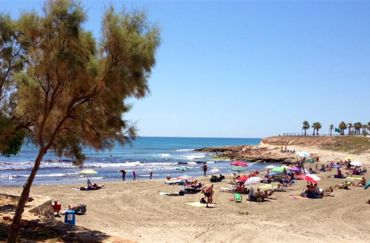 La Flamenca Beach