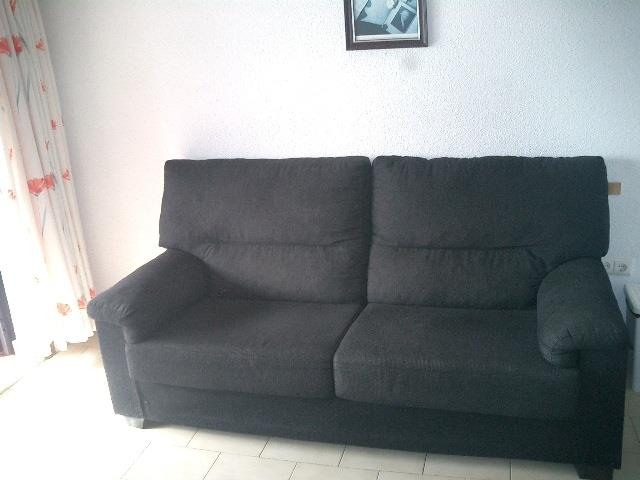 3 seater sofa in lounge