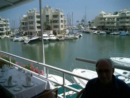 beautiful marina Benalmadena Costa