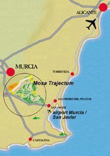 Map of Mosa