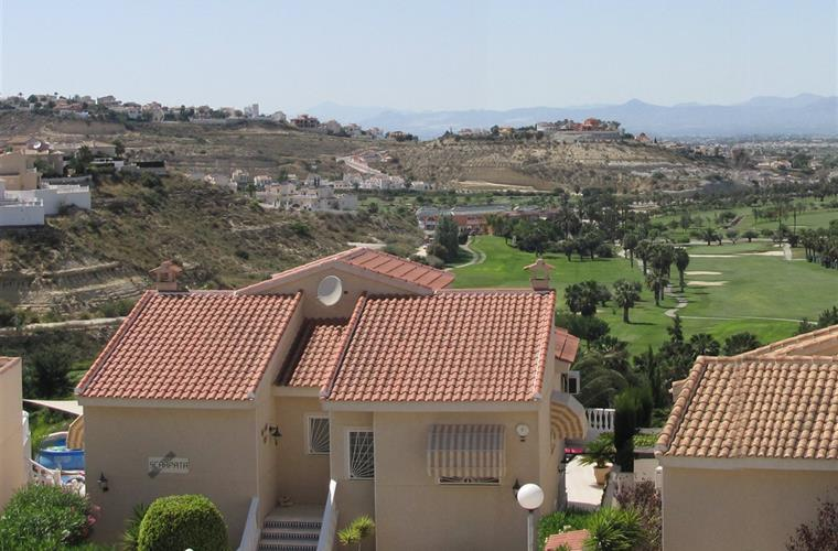 Panorama-view from terrace
