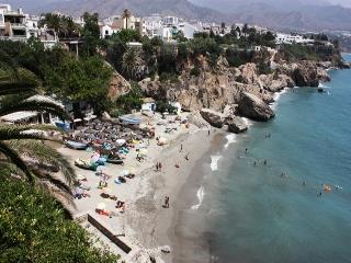 Looking East from Balcon de Europa at Nerja (40 min away)