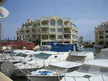 Close to Puerto Marina