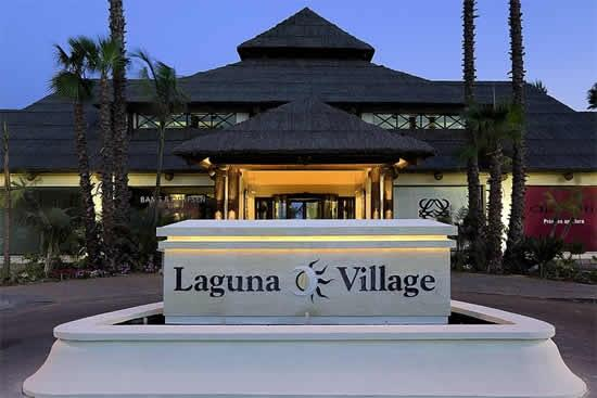Laguna Village restaurants and shops