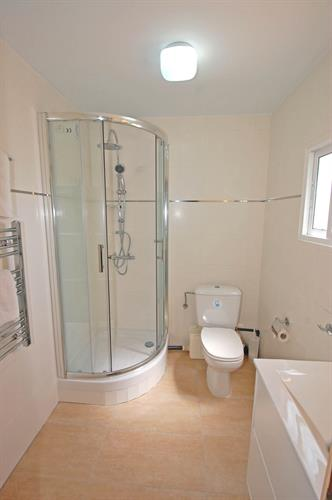 Your own ensuite shower room