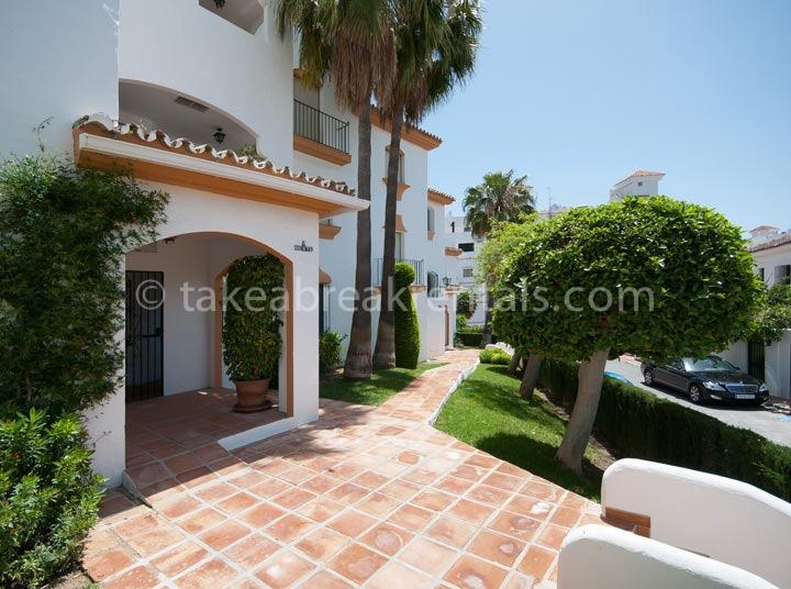Portal Cerro Blanco Spanish apartment to rent