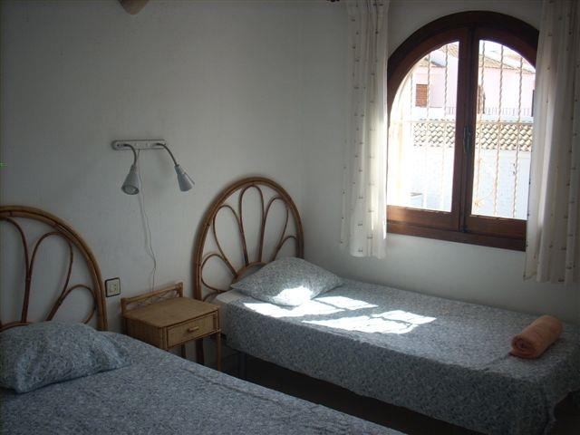 Second Twin bedroom