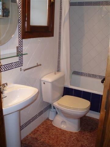 Bathroom on ground floor