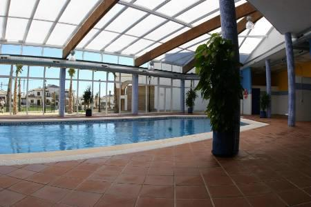 Heated Indoor Pool