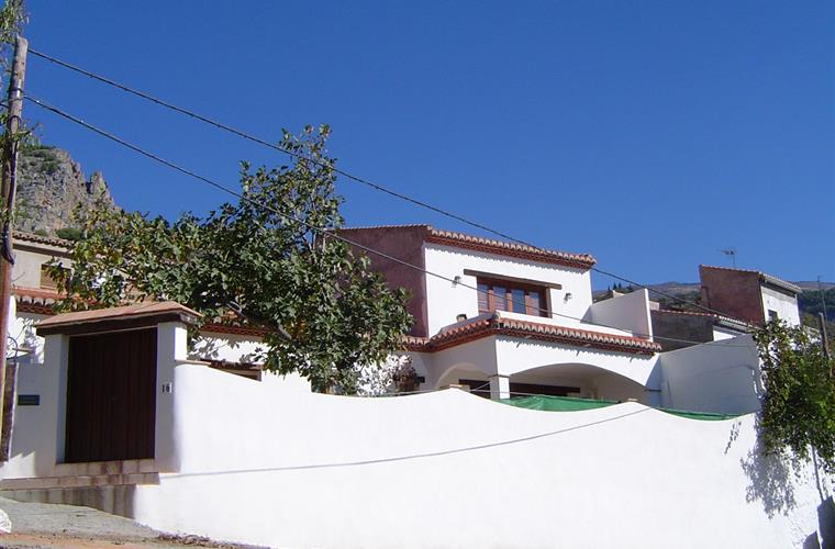 Villa Nieves from the street