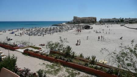 La Zenia beach, safe, clean and nearby
