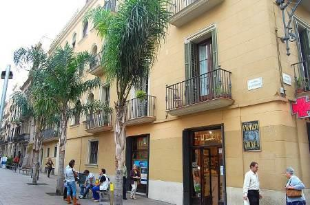 It lies in the charming Gracia district