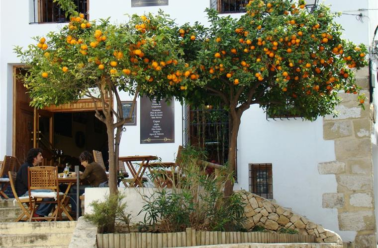 Restaurant in Altea's Old Town