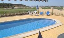 Private pool, garden and golf