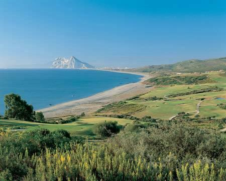Alcaidesa beach & golf course