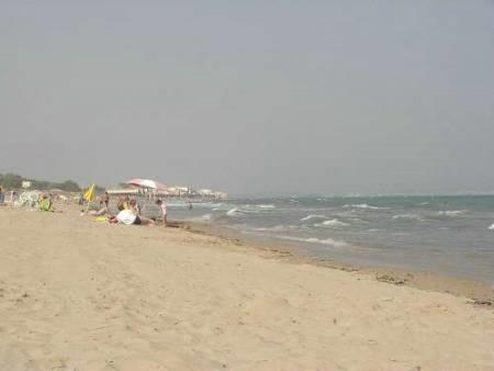 La Marina beach can be found 5 minutes drive away. Safe bathing.