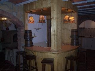 Bar in Bodega Apartment