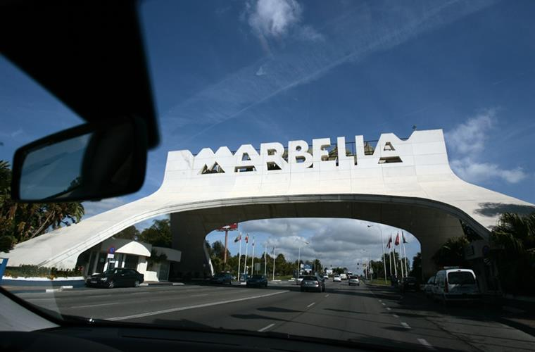 Welcome to Marbella, 10 min by car from our apartment