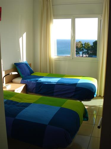 Seaview out of all bedrooms!!