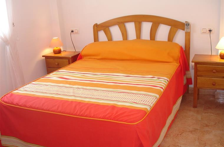 Double Bedroom with new good quality mattress