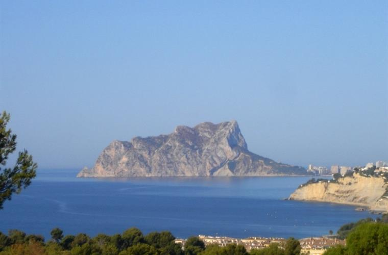 Stunning View Of Ifach