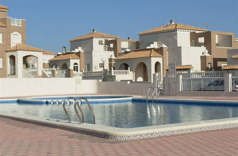 Communal Pool - Private For Residents 20mtrs From Property
