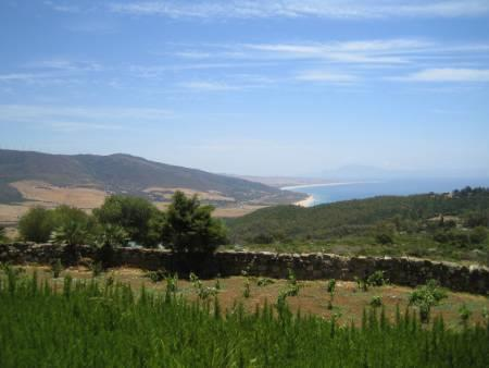 view over Tarifa