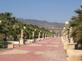 Grand Boulevard entrance to Mazarron Country Club