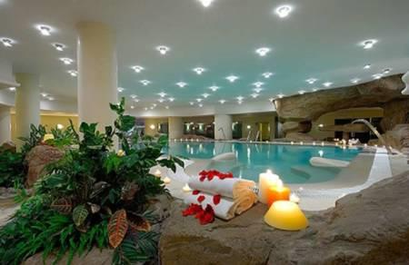 Health Spa on Resort
