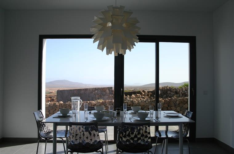 Dinning Room with a view!