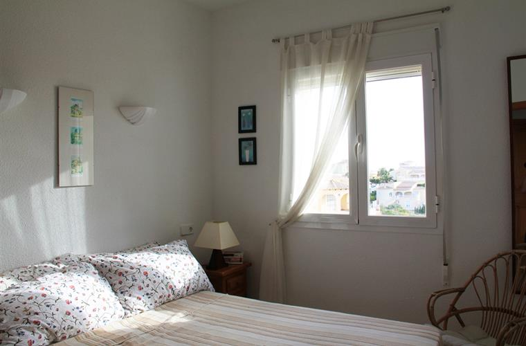 Early Morning Sunlight - Bedroom 2