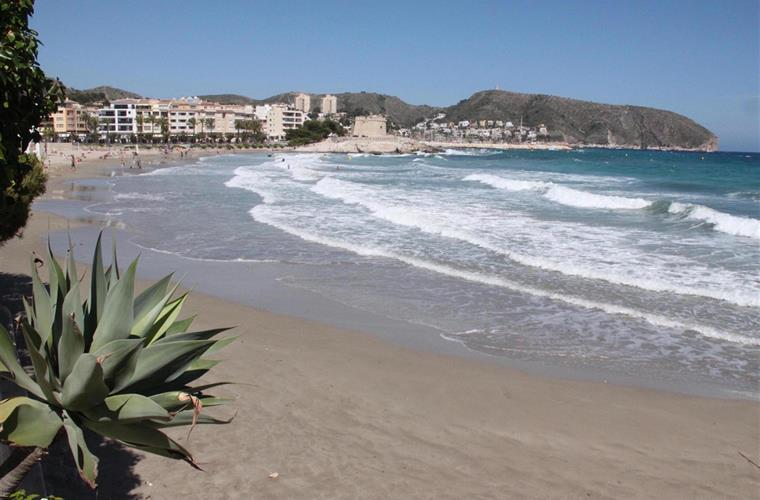 Moraira - Glorious Sea & Sand!