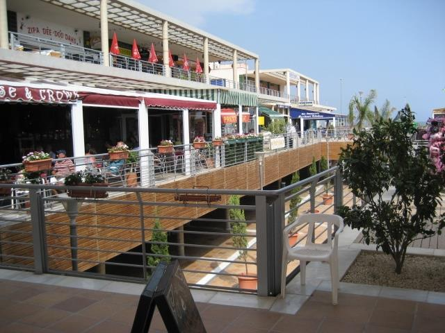 Flamenca Commercial Centre 5 minute walk away from apartment