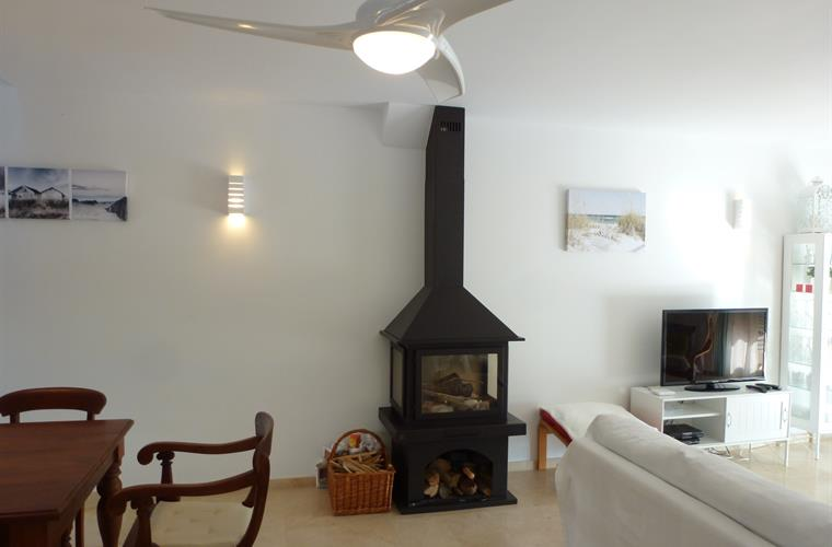 Wood Burning Stove for the Colder Nights