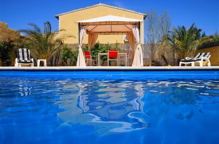 Your own oasis! A pool just for you!