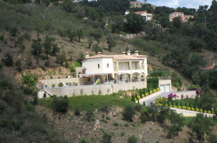 the villa on 3800m