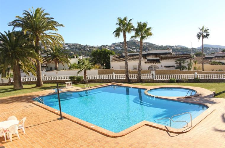 Holiday Apartment For Rent In Moraira Sol Park Moraira Vacation Apartment 9401
