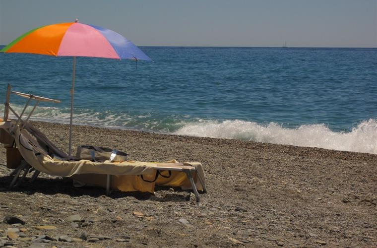 Beach at La Herradura