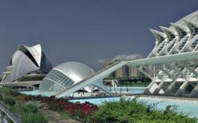 CITY ART OF SCIENCE (VALENCIA)