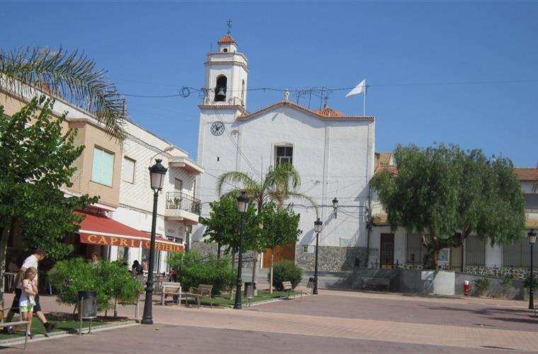 La Murada Church Square
