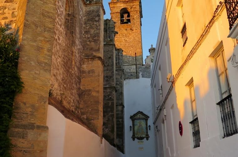 Church of Vejer de la Frontera