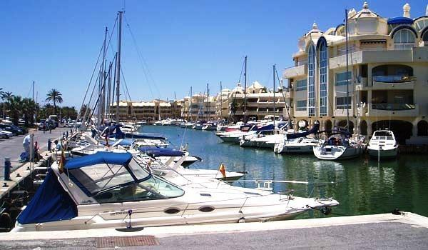 Porto Banus Marina nearby