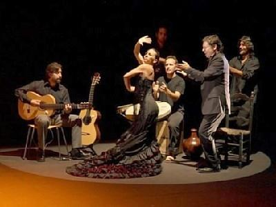 Flamenco Show available on nearby club.