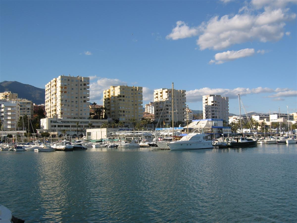 Estepona Harbour