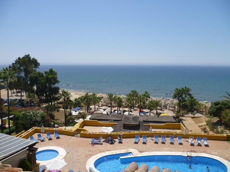 Penthouse zur Miete in Marbella