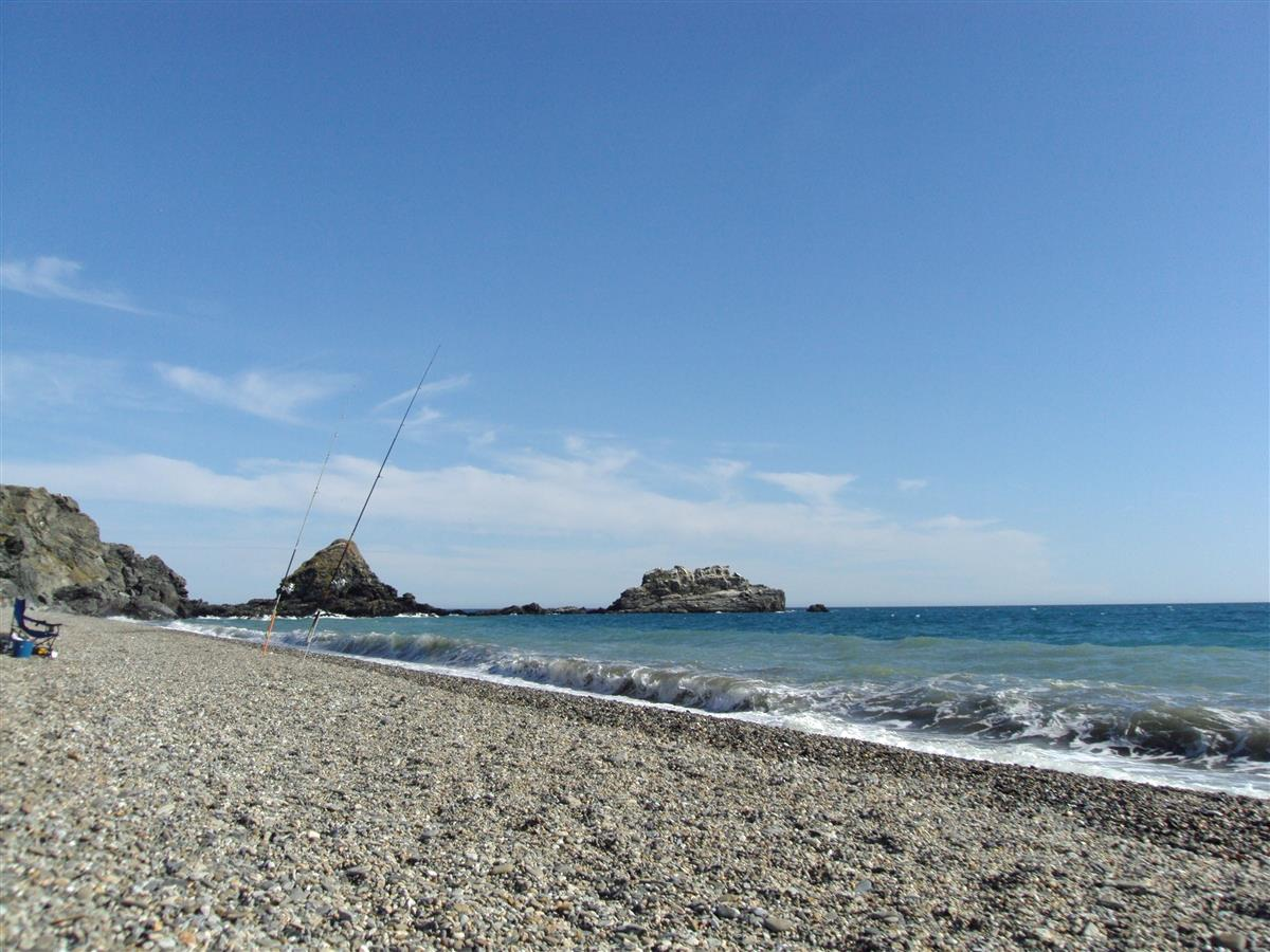 The nearest beach -Playa San Cristobal