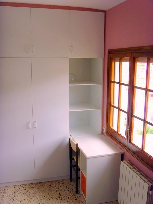 BIG CUPBOARD AND DESK CHILDREN BEDROOM