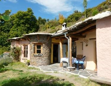 Country house above Pitres in the heart of the Alpujarras